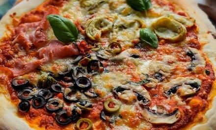 Menu con pizza alla carta e birra a 22,90€euro