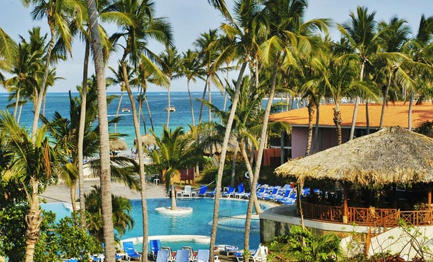 Natura Park Beach Eco Resort Spa Punta Cana Dominican Republic All