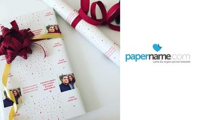 Carta regalo personalizzabile