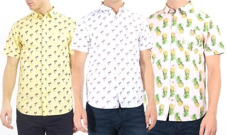 Brave Soul Men's Shirt
