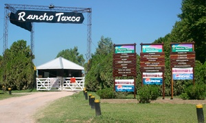 Rancho Taxco: Desde $389 por día de campo con parrillada + bebida + actividades + cabalgata en Rancho Taxco