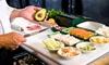 Sushi-Kochkurs,opt. Starter-Set