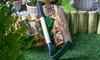 Harbour Housewares Handheld Garden Digging Hoe
