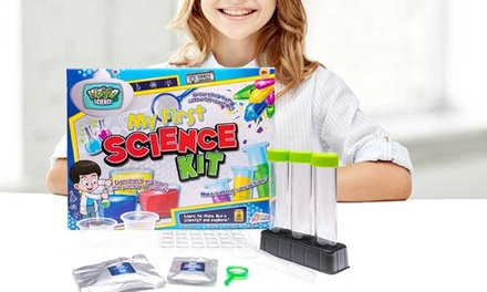Kit enfant : My First Science Kit de Grafix