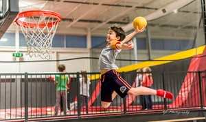 Up to 48% Off Trampoline Jumping at Xtreme Trampoline Park