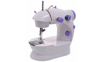 Smart Portable Mains or Battery-powered Handheld Stitch Sewing Machine