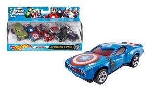 Set de voitures Marvel Avengers