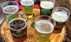 Up to 43% Off Tour Package at Rhinelander Brewing Company