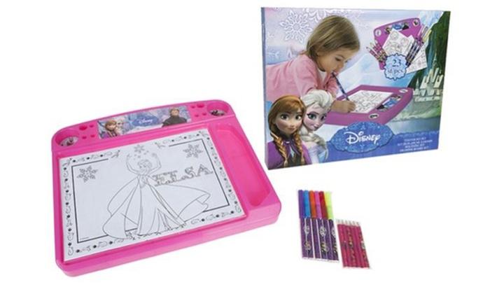 Set per colorare Disney Frozen