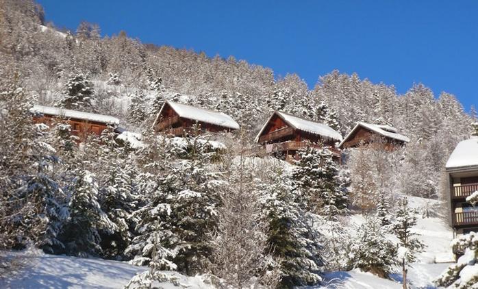 Alpes du Sud : 7 nuits en studio, appartement ou chalet dans la Résidence de Pra Loup Vacances pour jusqu'à 12 personnes