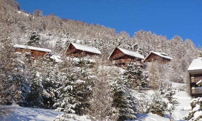 Alpes du Sud  7 nuits en studio appartement ou chalet dans la Rsidence de Pra Loup Vacances pour jusquà 12 personnes