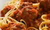 Rossini Cucina Italiana - Olde Town Station: Italian Cuisine at Rossini Cucina Italiana (Up to 37% Off). Two Options Available.
