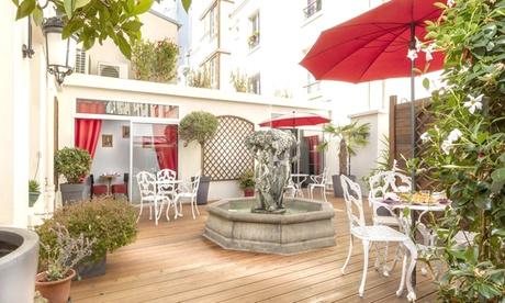París: habitación doble estándar para 2 personas con opción a desayuno en Hotel Agate