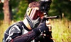 Off the Wall Adventures - Lakeland: Paintball Outing with Equipment and Paintballs for Two, Four, or Eight at Off the Wall Adventures (Up to 57% Off)