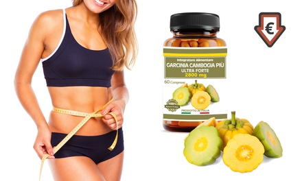 Garcinia Cambogia Più 2800 mg Ultra Forte da 7,90 € (fino a 84% di sconto)