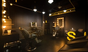 Sossi Beauty Centre: Wash, Cut and Blow-Dry with Optional Choice of Hair Treatment at Sossi Beauty Centre (Up to 74% Off)