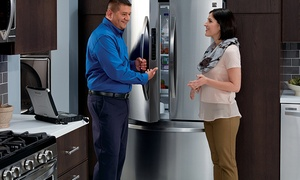 Sears Home Services: Laundry- or Kitchen-Appliance Check-Up from Sears Home Services (Up to 53% Off). Three Options Available.