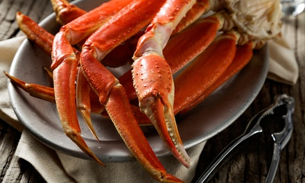Up to 46% Off on Seafood Restaurant at Live Bar Seafood