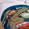 Disney Cars Movie Twin Microfiber Comforter and Sham