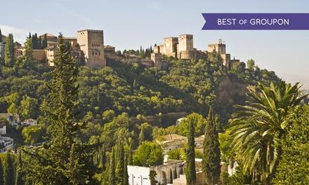 Granada: 1 o 2 noches para dos con desayuno, detalle de bienvenida y late check-out en Hotel GIT Alcover