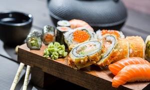 Amy Sushi Ossola Sas Di Wen Feiwu E C: Sushi All you can eat con bottiglia di Prosecco per 2 o 4 persone al ristorante Amy Sushi Ossola (sconto fino a 47%)