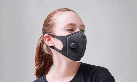 1, 3 o 5 mascarillas protectoras con filtro