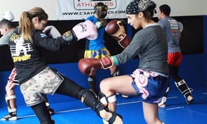 C3 Athletics: Five Classes or One Month of Unlimited Classes at C3 Athletics (Up to 85% Off)