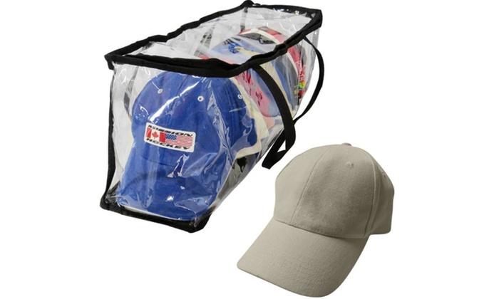Evelots Baseball Cap Storage Bag Organizer: Evelots Baseball Cap Storage  Bag Organizer ...