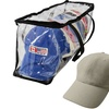 Evelots Baseball Cap Storage Bag Organizer