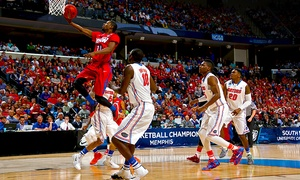 2015 NCAA Division I Men's Basketball Championship East Regional, Sessions 1 & 2: NCAA Division I Men's Basketball Championship at the Carrier Dome in Syracuse on March 27 or 29 (16% Off)