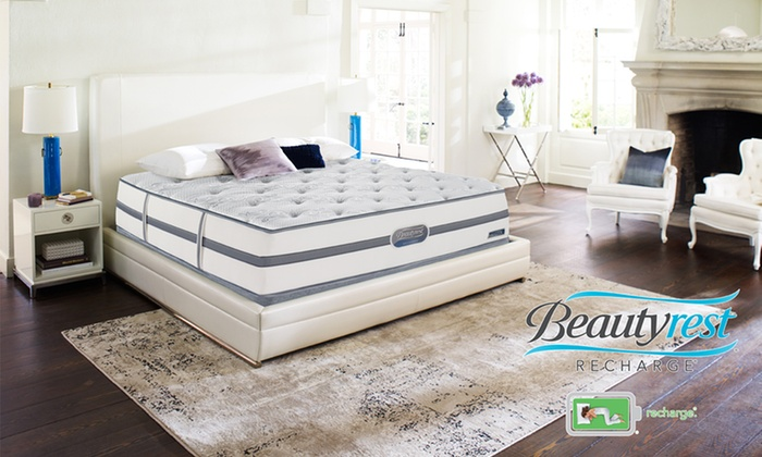 Simmons Beautyrest Mattress Sets