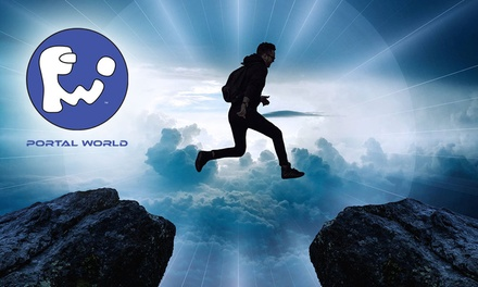 $29 for OneHour Virtual Reality Experience at Portal World Up to $47 Value
