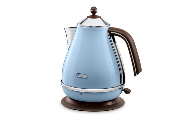 13% off RM349 for an Azure De Longhi Icona Vintage Electric Jug Kettle (worth RM399). Espresso ...
