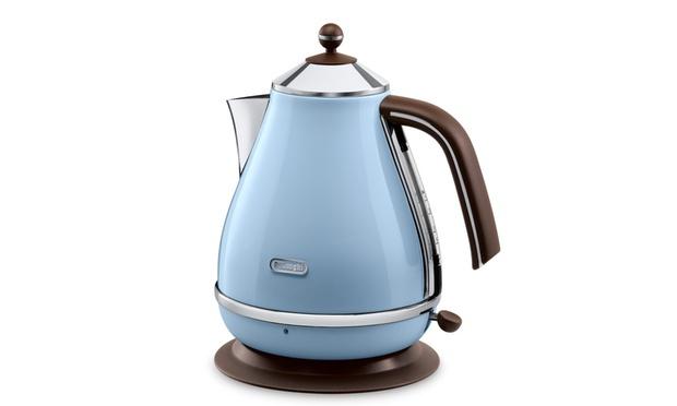 Electric Coffee Maker Jug : 13% off RM349 for an Azure De Longhi Icona Vintage Electric Jug Kettle (worth RM399). Espresso ...