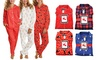 Women's Cotton Flannel Pajama Set: Women's Cotton Flannel Pajama Set