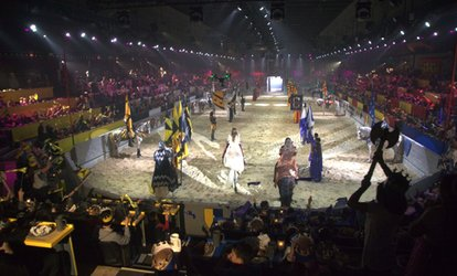 Medieval Times – Up to 40% Off