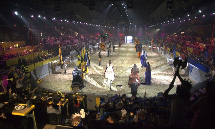 The website features the Medieval Times promotion where Medieval Times coupon codes are available. When you order tickets online you'll find a link to enter a Medieval coupon code. Enter all of your Medieval promo codes at the website's link and you'll have a chance to receive a Medieval Times .