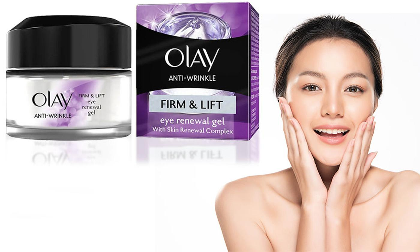 One or Two Olay Firm and Lift Eye Renewal Gels 15ml