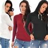 Lyss Loo Women's Hoodie Long Sleeve Top (3-Pack)