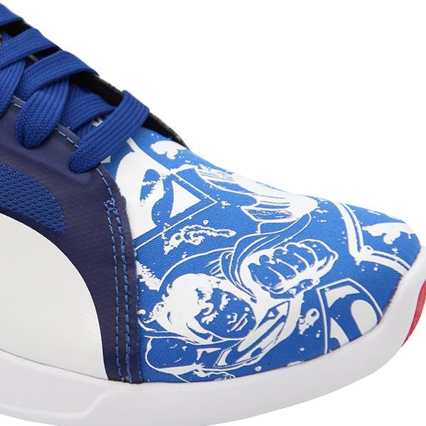 Baskets Ou Superman Puma Enfants SuperheroBatman DeWYIbEH29