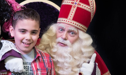 De Grote Sinterklaasshow 2019: entreeticket incl. Meet&Greet op 17 november in Sports Planet Westervoort