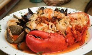 Tre Scalini Ristorante: $20 for $40 Worth of Italian Cuisine at Tre Scalini Ristorante