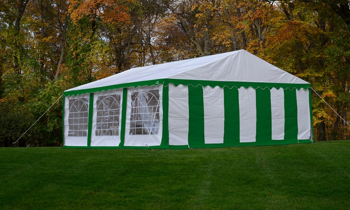 ... Shelter Logic Heavy Duty Party Tent and Enclosure Shelter Logic Heavy Duty Party Tent and & Shelter Logic Heavy Duty Party Tent and Enclosure | Groupon
