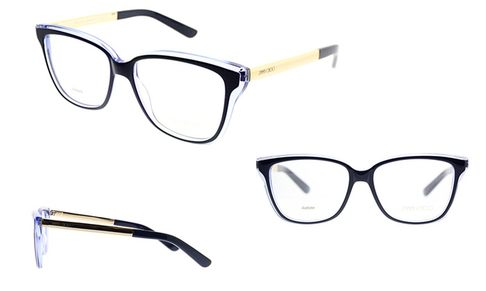 7f497629381 Up To 75% Off on Jimmy Choo Optical Frames