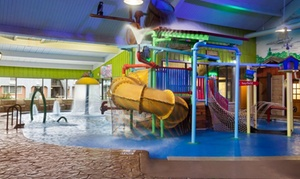 Up to 55% Off Admission to Wasserbahn Waterpark at Wasserbahn Waterpark, plus 6.0% Cash Back from Ebates.