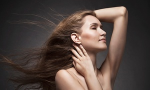 Cutting Crew: Cut and Blow-Dry With Conditioning Treatment for £14 at Cutting Crew