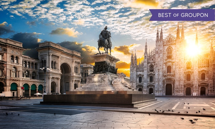 6-Day Milan Vacation with Airfare from Great Value Vacations