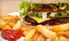 All Star Sports Bar and Grill - Pompano Beach: Burgers and Grill Fare at All Stars Sports Bar and Grill in Pompano Beach (Up to 58% Off). Two Options Available.