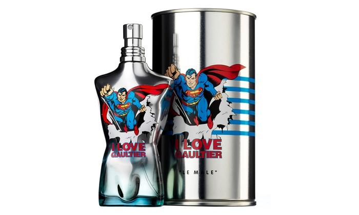 sac jean paul gaultier superman