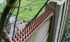 Pointes de protection murales en plastique